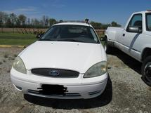 2004 FORD TAURUS STAION WAGON
