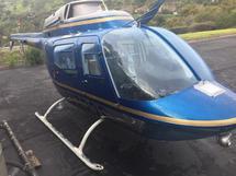 SCRAP RESIDUE OH-58C