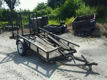 2008 TRAIL KING TRAILER