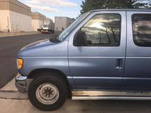 1996 FORD E350 CLUB WAGON