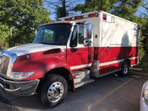 2006 INTERNATIONAL MH025 AMBULANCE