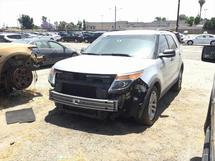 2015 FORD EXPLORER (SOLD AS IS)
