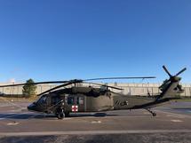 UH-60A BLACK HAWK, S/N:  83-23858
