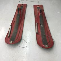 1991 Airglas L2500A Straight Skis