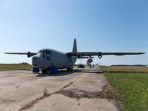 LOCKHEED WC-130H AIRCRAFT