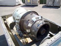 GAS TURBINE-JET ENGINE PARTS, LOT 9
