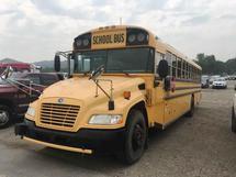 2009 BLUEBIRD CONV. 66 PASS SCHOOL BUS