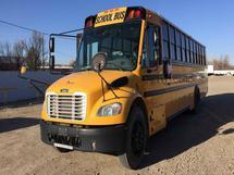 2013 THOMAS 311TS YELLOW SCHOOL BUS