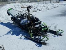 2017 ARCTIC CAT M8
