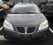 2008 GM PONTIAC G6
