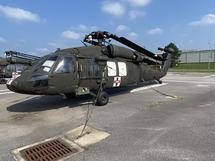 UH-60A BLACK HAWK, S/N:  84-23936