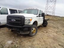 2011 FORD F-350 SUPER DUTY DUALLY STAKEBED