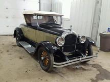 1928 CHRYSLER ALL OTHER