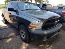 2012 DODGE RAM 1500 CREW CAB 4X4 TRUCK