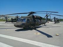UH-60A BLACK HAWK, S/N:  80-23443