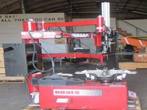 LOT 527 RIM CLAMP AIR OPERATED TIRE CHANGER
