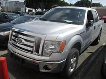2012 FORD F150   (SOLD AS IS)