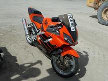 2000 HONDA CBR600