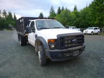 2009 FORD CHASSIS CAB
