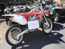 VEHICLE, MOTORCYCLE V54665