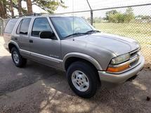 2004 CHEVROLET BLAZE 4X4 SUV