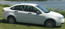 2010 FORD MOTOR CO FOCUS