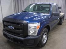 2011 FORD F250 STAKEBED TRUCK 4X2