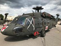 UH-60A BLACK HAWK, S/N:  80-23508
