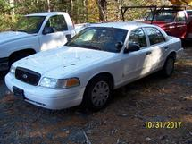 2010 FORD MOTOR CO CROWN VICTORIA