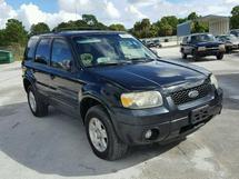 2007 FORD ESCAPE LIM
