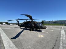 UH-60A BLACK HAWK, S/N:  84-23979