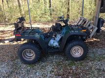 SCRAP, ALL TERRAIN VEHICLE (ATV)