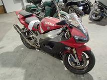 2000 YAMAHA YZFR1