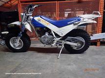 1987 HONDA FAT CAT MOTORCYCLE