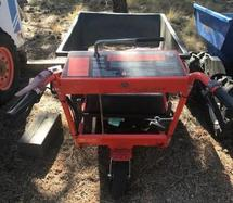 2009 LINAK POWERED WHEELBARROW