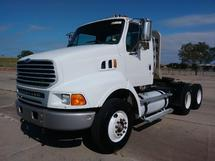 TRACTOR, 2007 STERLING L9500, 6X4, 52,000 GVWR