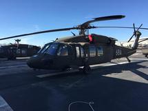 EH-60A BLACK HAWK, S/N:  87-24668