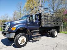 2005 FORD F750