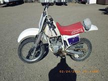1995 HONDA XR200R MOTORCYCLE
