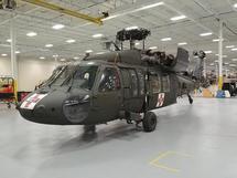 UH-60A BLACK HAWK, S/N:  82-23721