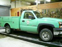 2006 CHEVEROLET UTILITY PICKUP