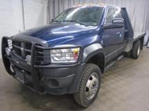 2008 DODGE 4500 4X4