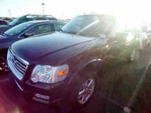 2010 FORD EXPLORER--SOLD AS IS