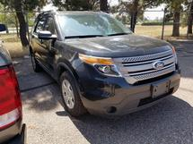 2013 FORD EXPLORER 4X4 SUV