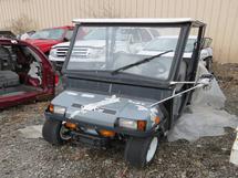 2010 CLUB CAR CARRYALL ELECTRIC