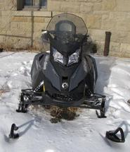 2016 SKI-DOO GT LE 900 ACE SNOWMOBILE