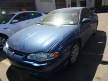 2004 CHEVROLET MONTE CARLO LS (SOLD AS IS)