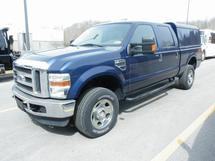 2008 FORD F350 XLT SD CREW