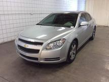 2009 CHEVROLET MALIBU HYBRID--SOLD AS IS