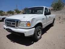 2009 FORD RANGER X CAB